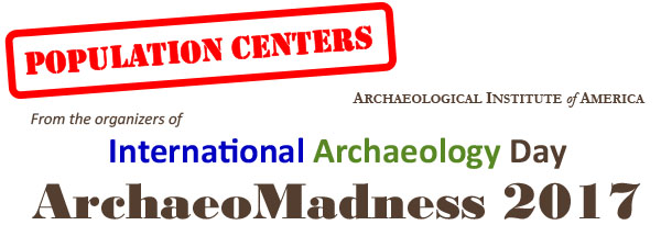 International Archaeology Day Archaeo Madness 2017