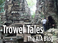 Trowel Tales: The AIA Blog