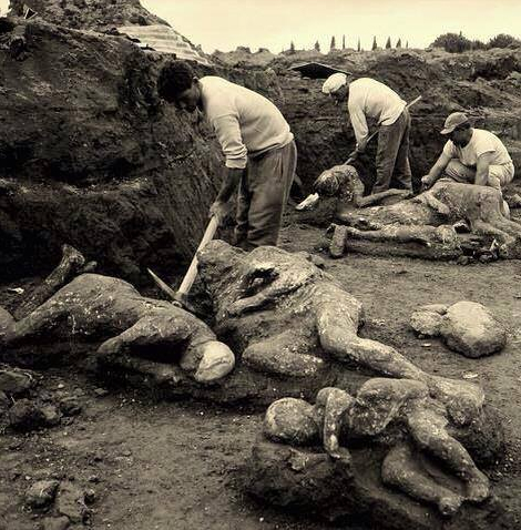 Archeology Tours Of Pompeii