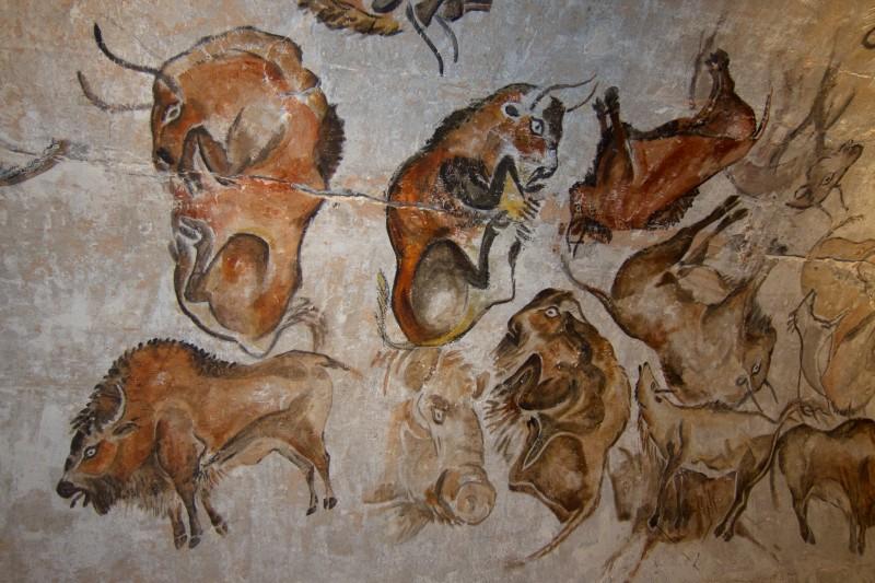 Prehistoric Cave Art of Spain amp France land tour