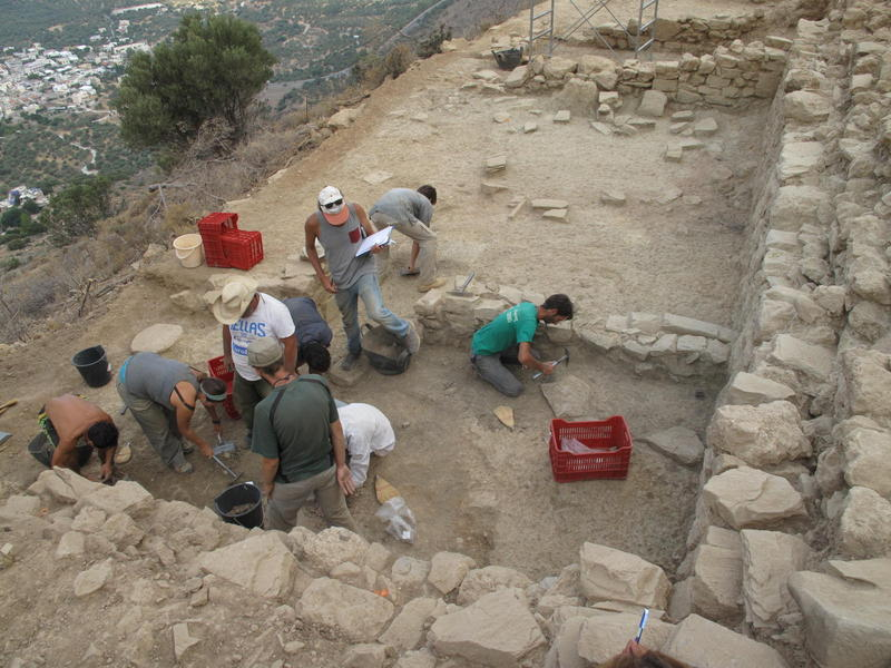 archaeology fieldwork In archaeology, survey or field survey is a type of field research by which archaeologists (often landscape archaeologists) search for archaeological sites and.