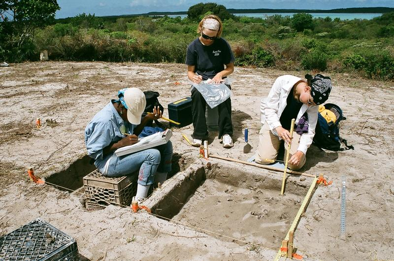 archaeological methods