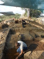 Caladinho Archaeological Project 2014: Excavation of a Late Iron Age/Early Roman Watchtower