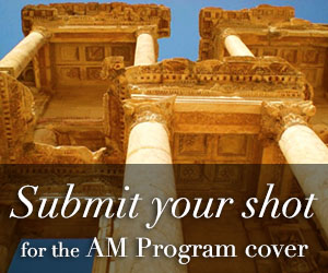 Submit your shot for the AM Program cover