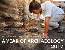 "AIA 2017 Calendar,""A Year of Archaeology,"" Now Available"