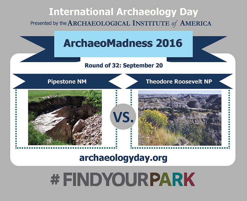 Pipestone National Monument vs. Theodore Roosevelt National Park