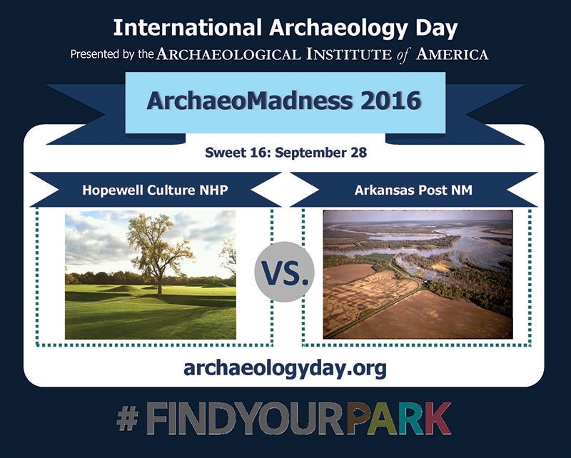 Hopewell Culture National Historical Park vs. Arkansas Post National Memorial