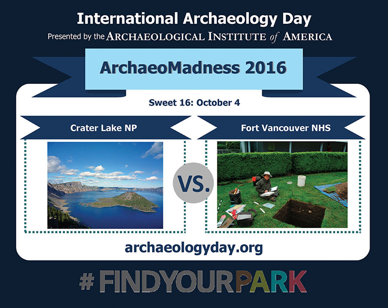 Crater Lake National Park vs. Fort Vancouver National Historic Site