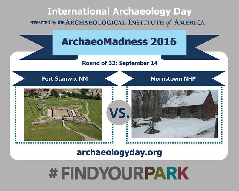 Fort Stanwix National Monument vs. Morristown National Historical Park