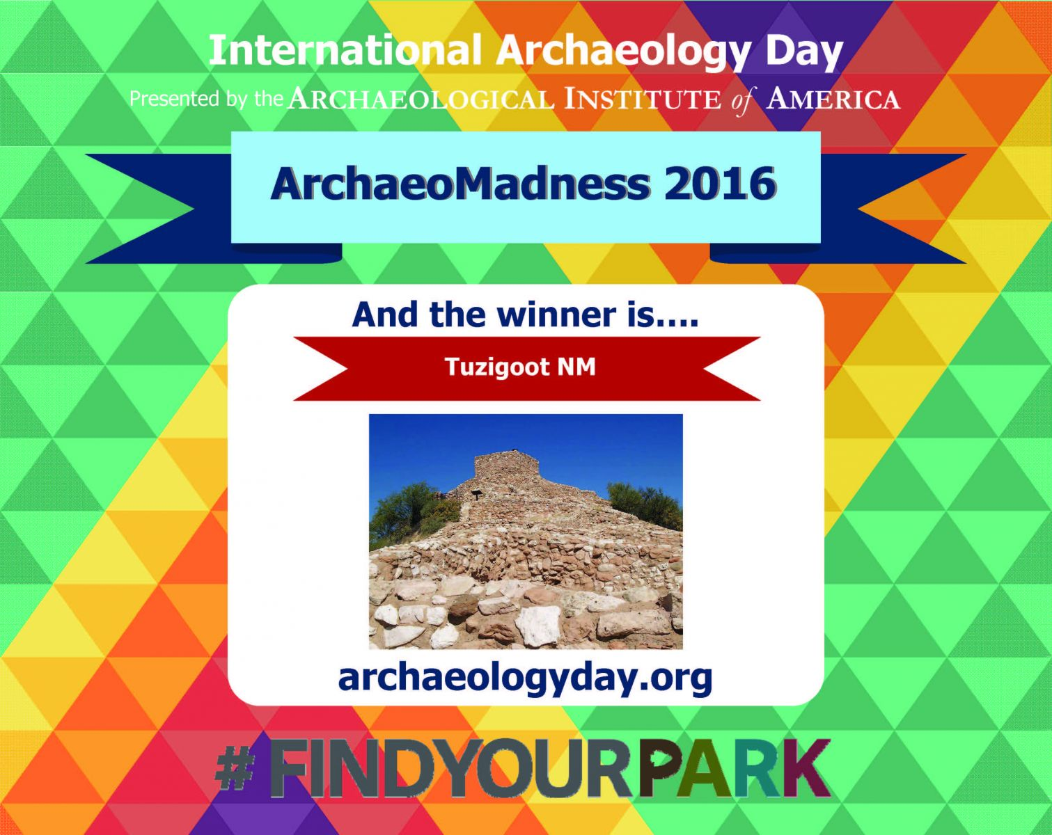 2016 Winner: Tuzigoot National Monument