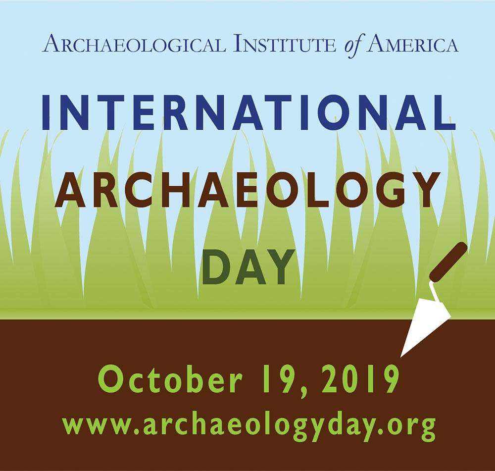 International Archaeology Day 2019
