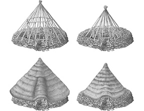 Fig 8-Reconstructions of Roundhouse 1