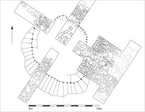 Fig 9-Roundhouse 2 Plan