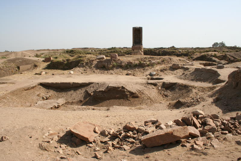 Archaeological Fieldwork Opportunities Bulletin The Mendes