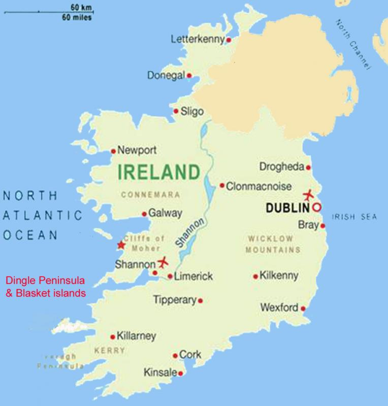 Islands Of Ireland Map.Archaeological Fieldwork Opportunities Bulletin 2015 Archaeology