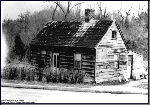 Native American Long House