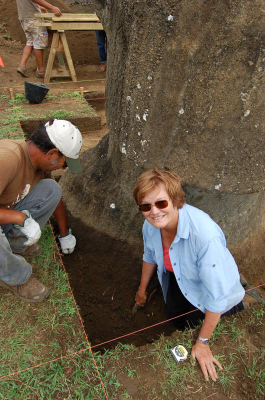 Aia Site Preservation Projects Easter Island Chile